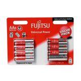 Fujitsu alkaline AA - 8 stuks