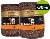 Gallagher TurboLine cord duopack terra 2x500m | Kuiper Koekange
