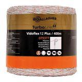 Gallagher vidoflex 12 plus wit 400m