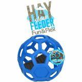 Hay slowfeeder fun & flex 20cm - blauw