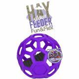 Hay slowfeeder fun & flex 20cm - paars