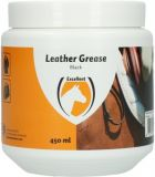 Leather grease zwart - 450ml