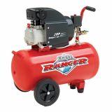 Compressor met olie 25L - 2PK - 2800 toeren | Kuiper Koekange