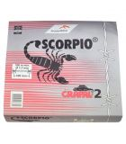 Scorpio prikkeldraad (02) 1,7mm verzinkt 500m lang